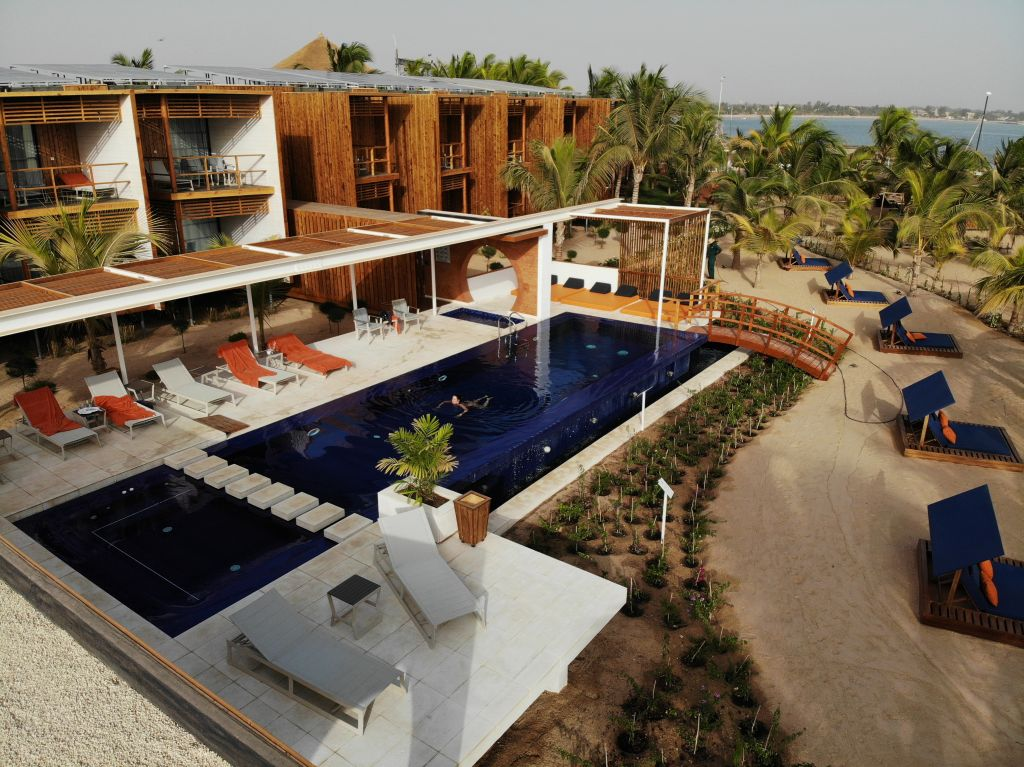 piscine-plage hotel saly senegal-blue bay-01