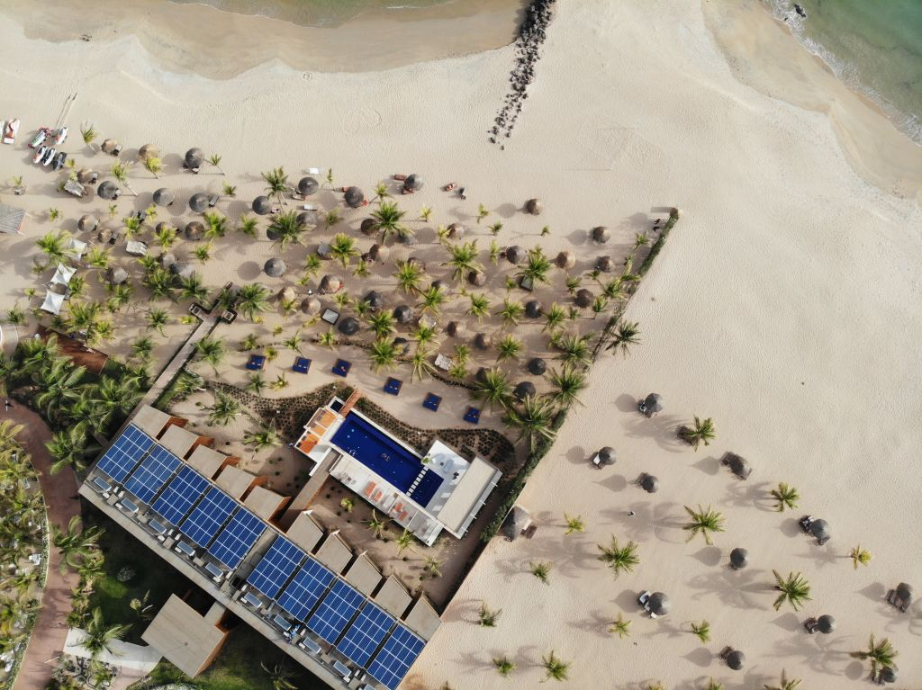 piscine-plage hotel saly senegal-blue bay-02